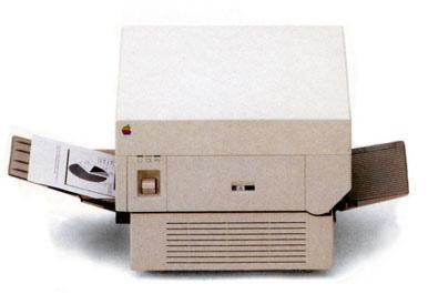 11. Apple LaserWriter (1985) — $6,995
