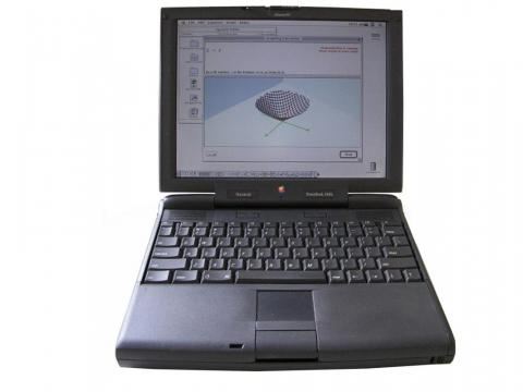 12. PowerBook 3400c (1997) — $6,500