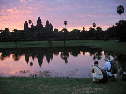 #12: Siem Reap, Cambodia, is home to both Angkor Wat and Angkor Thom — and also the Angkor Night Market.
