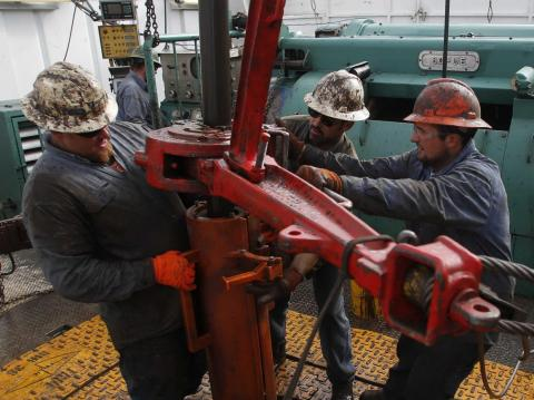 3. Oil and gas extraction had a 32% decline in employment between 2013 and 2018. 80.9% of workers in the industry in 2018 were men.
