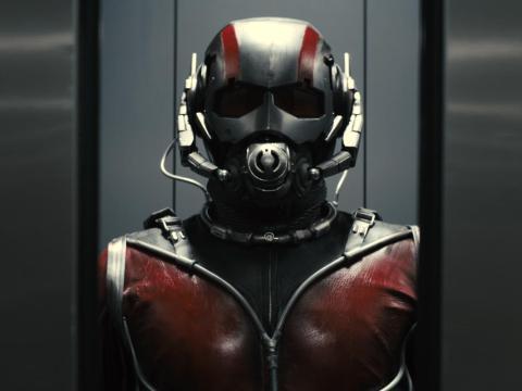 "19. ""Ant-Man"" (2015)"