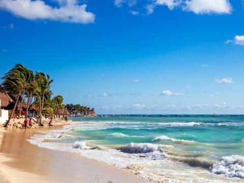 #17: Playa del Carmen, Mexico, is a place you need to visit if you love diving.