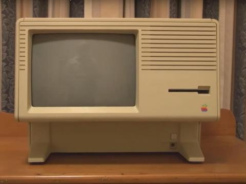 20. Macintosh XL (1984) — $3,995