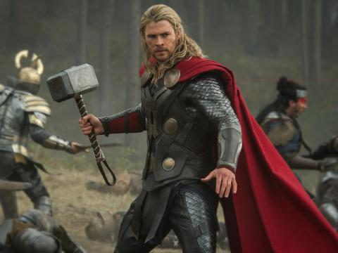 "20. ""Thor: The Dark World"" (2013)"