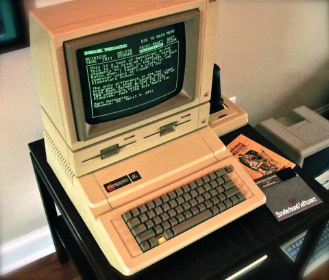 21. Apple III (1981) — $3,815