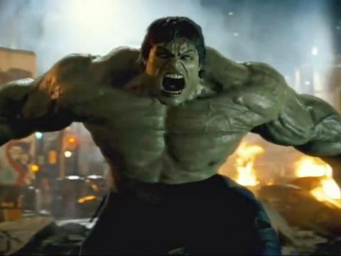 "21. ""The Incredible Hulk"" (2008)"