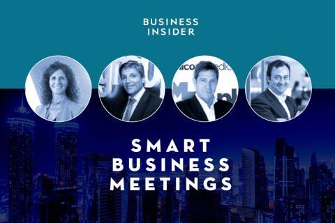 Smart Business Meeting