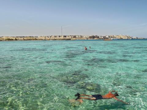 #21: Hurghada, Egypt, is a prime destination for diving and snorkeling fans around the world.