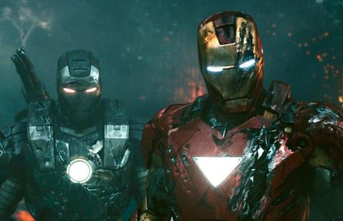 "23. ""Iron Man 2"" (2010)"