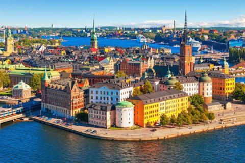 21: Sweden