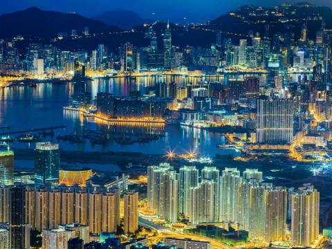 #22: Hong Kong, China, features a one-of-a-kind skyline and nightlife.