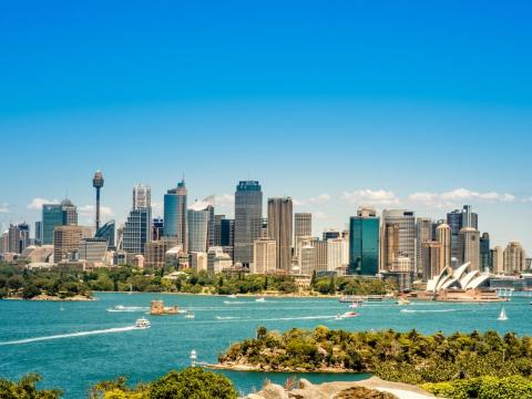 #24: Sydney, Australia, is more than just the world-famous Sydney Opera House.