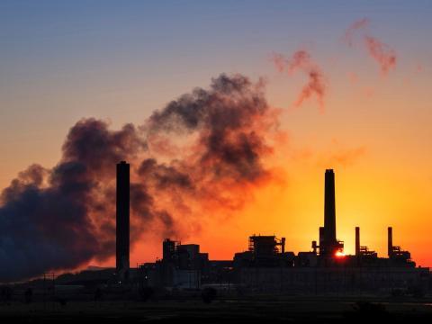 Contaminación: emisiones de C02