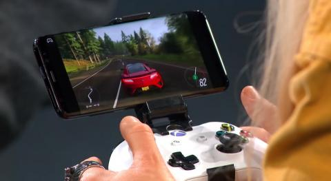 The next generation of Xbox hardware will incorporate Microsoft's Project xCloud video game streaming service.