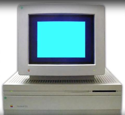 4. Macintosh IIfx (1990) — $12,000