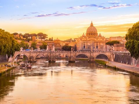 #3: Rome, Italy, has so many things to see, eat, and do — from the Sistine Chapel to the Colosseum — and there's plenty of delicious food to keep you delighted all day and night.