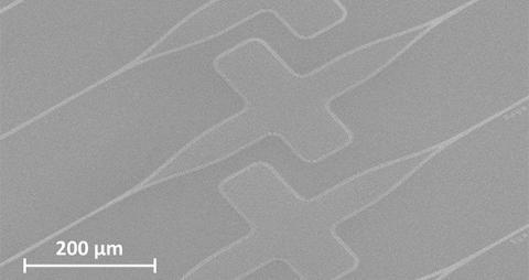 Chips fotónicos creados por el CSIC