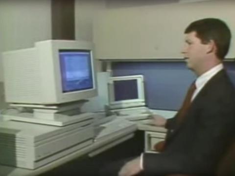 7. Macintosh IIx (1988) — $9,369