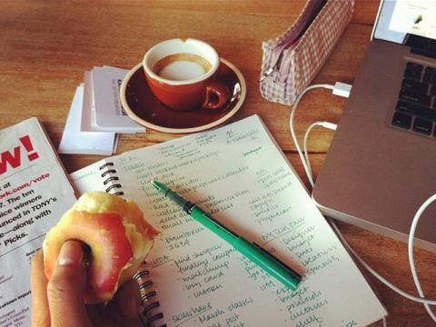 5. Reduce tus estresores con estrategias y una mejor gestión del tiempo