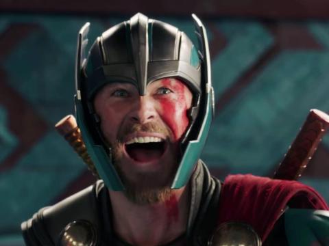 "5. ""Thor: Ragnarok"" (2017)"