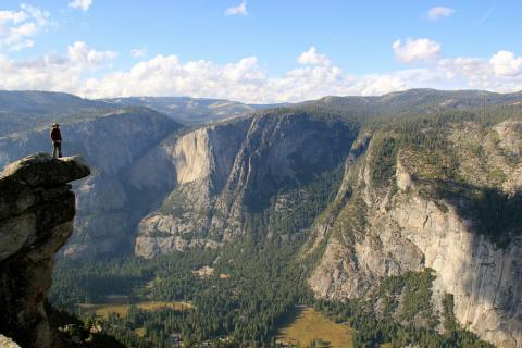 Glacier Point , Parque Yosemite