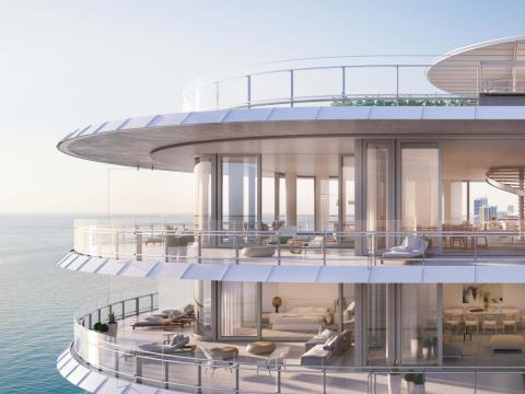 A $68 million penthouse is poised to shatter Florida records.