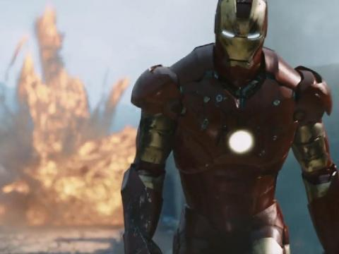 "9. ""Iron Man"" (2008)"