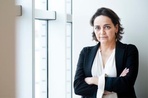 Almudena Román, directora general de ING DIRECT España