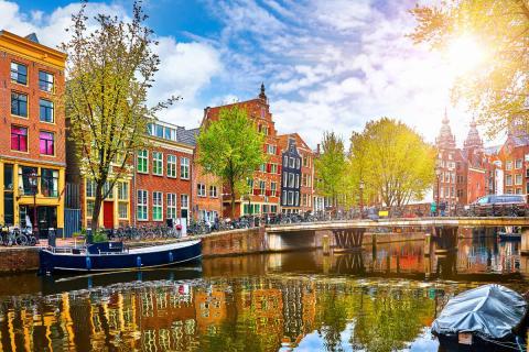 Ámsterdam.