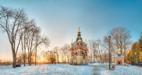 Gómel en Bielorrusia