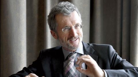 Georg Kell, portavoz del Consejo Asesor de Sostenibilidad de VW