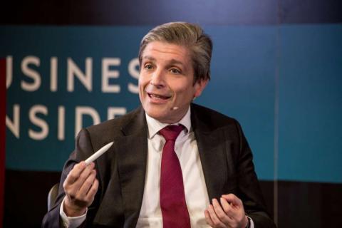 Gerardo Mariñas, CEO de GroupM.