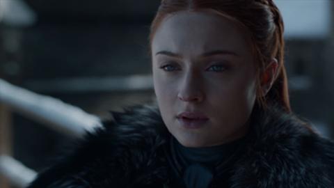 Juego de Tronos temporada final - Sansa
