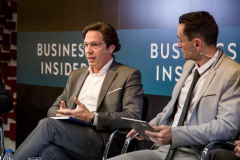 Joan Jordi Vallverdú,CEO de Omnicom.