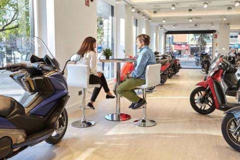 Comprar una moto con un préstamo