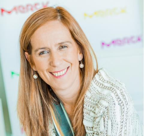 Marieta Jiménez, presidenta de Merck España