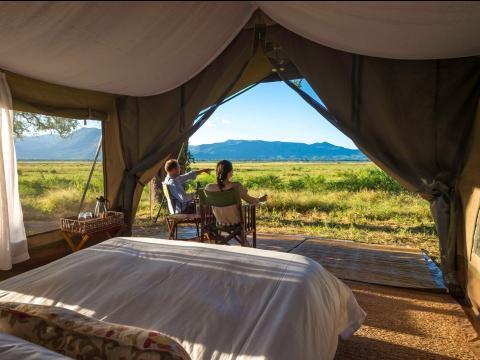Robin Pope Safaris' John's Camp
