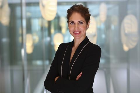 Sabina Fluxà, directora general del grupo hotelero Iberostar