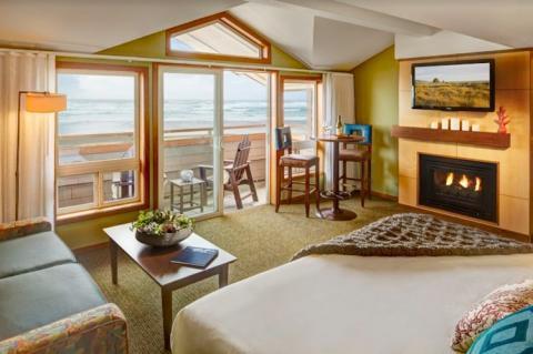 Surfsand Resort in Cannon Beach