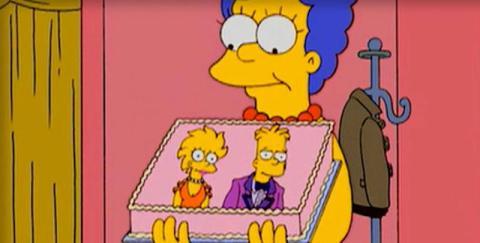 Una tarta impresa en 3D