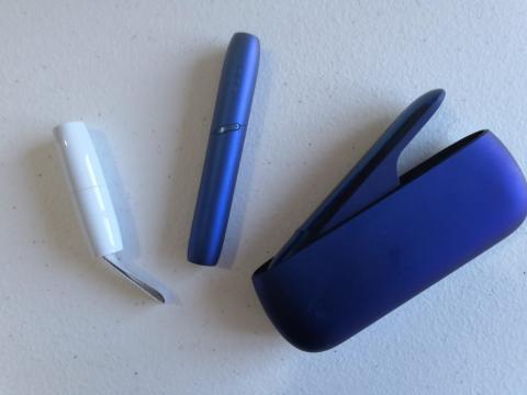 Cigarrillo electrónico sin combustión IQOS 3