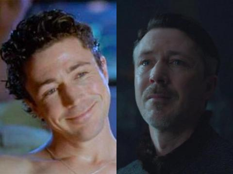 "Aidan Gillen nailed it as Petyr ""Littlefinger"" Baelish, but the 50-year-old started his career in the '80s. He broke through with his role on the 1999 series ""Queer as Folk."""