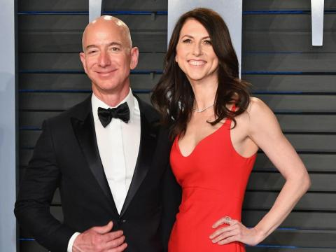 Amazon CEO Jeff Bezos has said he avoids early-morning meetings so that he has time to eat a healthy