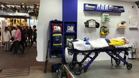 Ambulancias conectadas