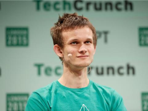 16. Vitalik Buterin, cofundador de Ethereum