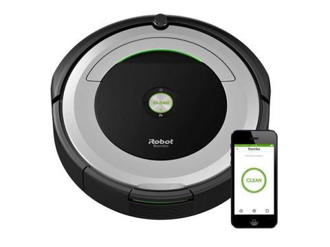 15. iRobot Roomba 690 vacuum