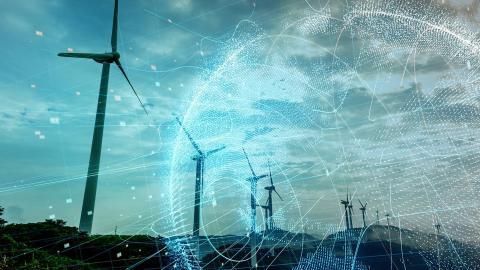 La energía renovable del futuro será más eficiente gracias a la inteligencia artificial