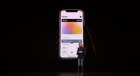 Apple Card app