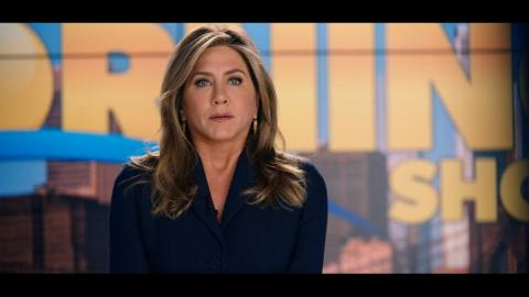 "Jennifer Aniston is one of the two female leads of ""The Morning Show."" She and her co-lead Reese Witherspoon are also executive producers."
