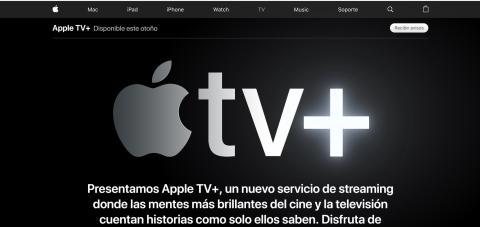 Apple TV Plus España